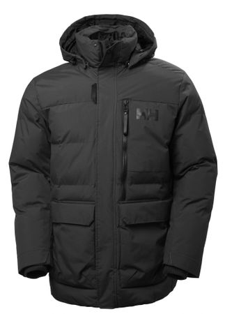 Helly Hansen Tromsoe Jacket Black XXL
