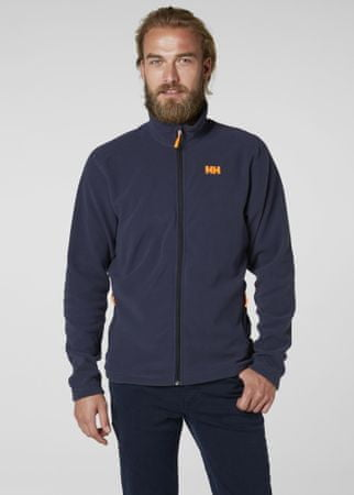 Helly Hansen Daybreaker Fleece Jacket Graphite Blue M  30cc765ead5