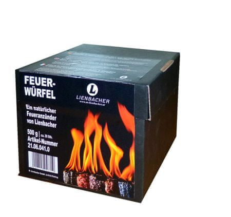 Lienbacher Prírodný podpaľovač 0,5 kg pre kachle