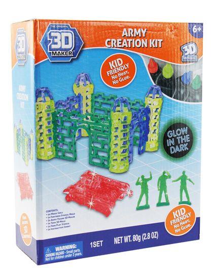 3D Magic Igra Deluxe, vojnici