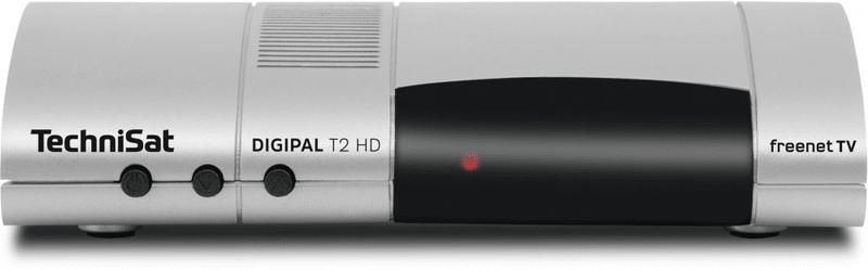 Technisat DIGIPAL T2 HD, stříbrná