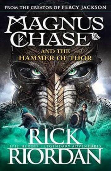 Riordan Rick: Magnus Chase & Hammer Of Thor