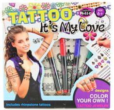 Lamps Tetováló készlet