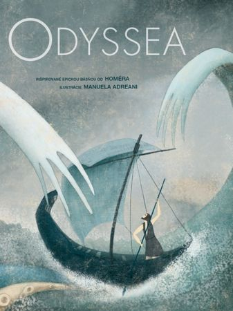 Homér: Odyssea (SK)
