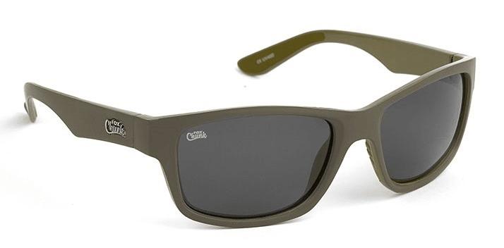 Fox Polarizační Brýle Chunk Sunglasses Khaki/Grey