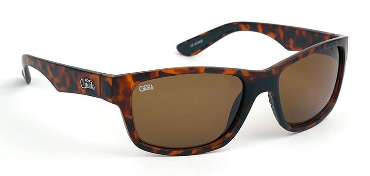 Fox Polarizační Brýle Chunk Sunglasses Tortoise/Brown