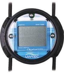 Pouzdro s gumicukem pro digitální hloubkoměr Uwatec
