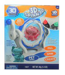 3D Magic Spinner