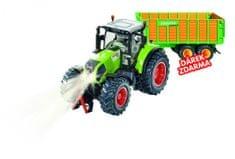 SIKU Control - Traktor Claas Axion RC z naczepą Joskin, skala 1:32
