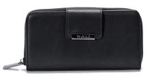 Nalí ženska denarnica črna