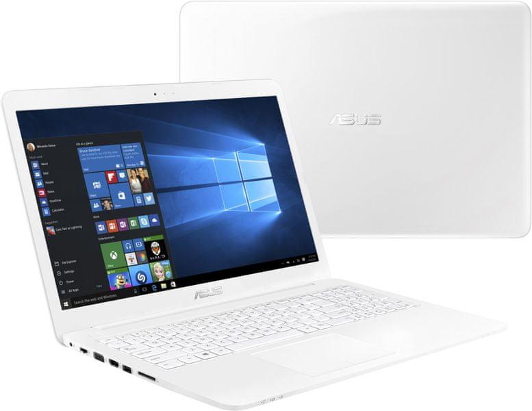 Asus VivoBook E502NA-DM001T bílá