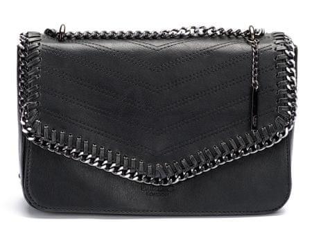 Lydc ženska ročna torbica črna UNI