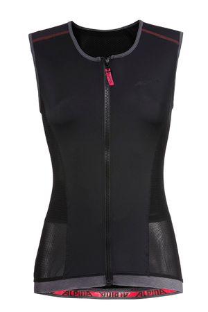Alpina ženski ščitnik za hrbet JSP 3.0, črno-vijoličen, S
