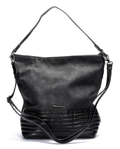Tamaris dámská černá kabelka Carla
