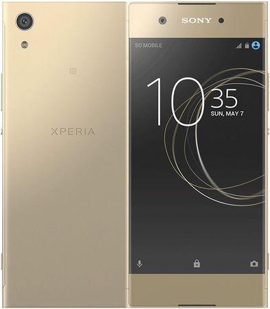 SONY Xperia XA1, G3112, Dual SIM, złoty