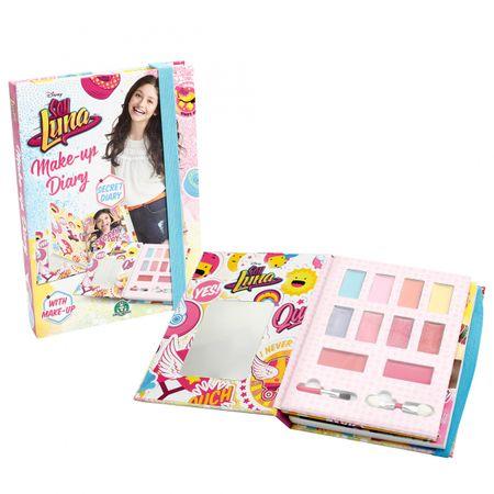Disney Soy Luna dnevnik in make up set