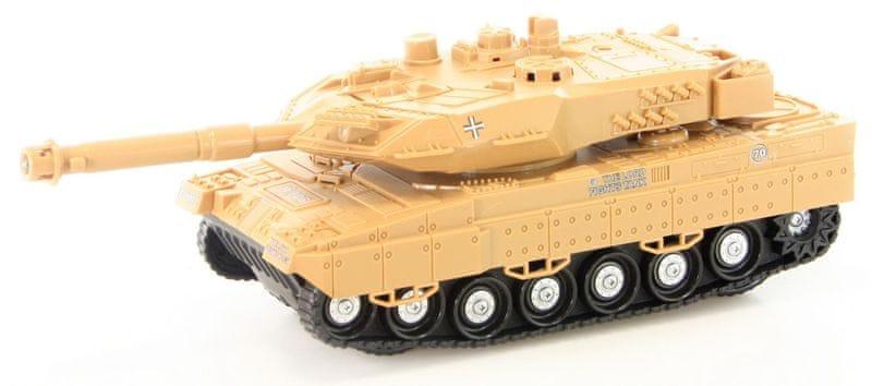 Lamps Tank baterie - hnědý