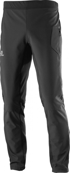 Salomon Rs Warm Softshell Pant M Black XL