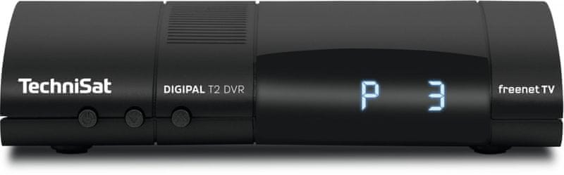 Technisat DIGIPAL T2 DVR, antracit