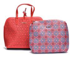 Desigual ženska ročna torbica rdeča Hamar Birmania