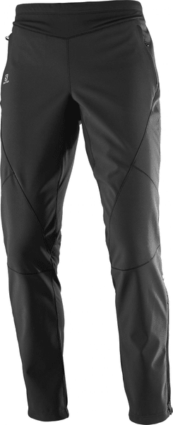 Salomon Lightning Warm Sshell Pant W Black L