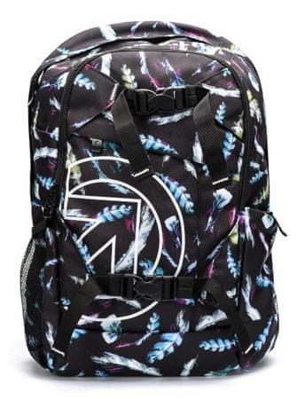 MEATFLY unisex plecak Basejumper 16 czarny