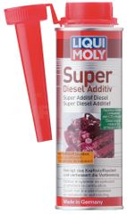 Liqui Moly čistilo za sistem vbrizga Super Diesel Aditiv, 250 ml