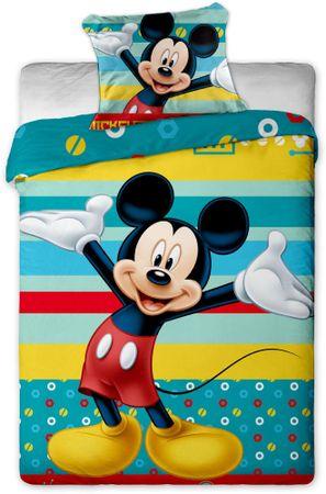 Jerry Fabrics obliečky Mickey tyrkys