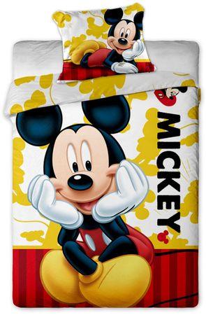 Jerry Fabrics Povlečení Mickey 2015 bavlna 140x200 70x90