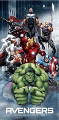 Jerry Fabrics Osuška Avengers Assemble 70x140 cm