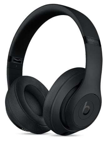 Beats Studio3 Wireless, czarny/matowy (MQ562EE/A)