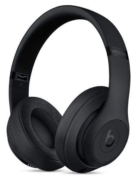 Beats Studio3 Wireless, matně černá (MQ562ZM/A)