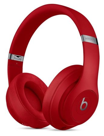 Beats Studio3 Wireless, piros (MQD02ZM/A)