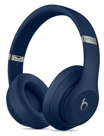 Beats Studio3 Wireless, ciemny niebieski (MQCY2ZM/A)