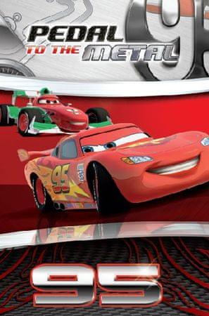 Jerry Fabrics odeja Cars, 100 x 150 cm
