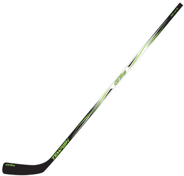 Tempish G3S Hokejová Hůl 115 cm GREEN Pravá