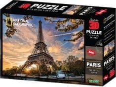 Lamps 3D Puzzle Paris 500 dílků