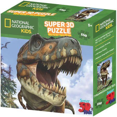Lamps 3D Puzzle Tyrex 150 darabos