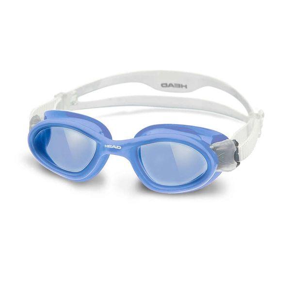 Head Brýle plavecké SUPERFLEX, modrý zorník/modrá