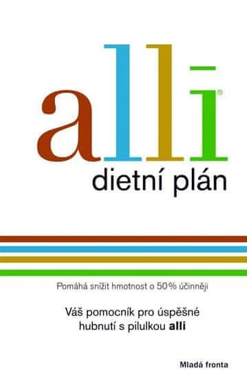 Alli - dietní plán