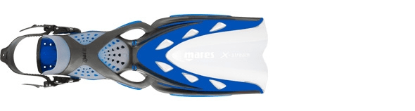 Mares Ploutve Mares X-STREAM, modrá, XL