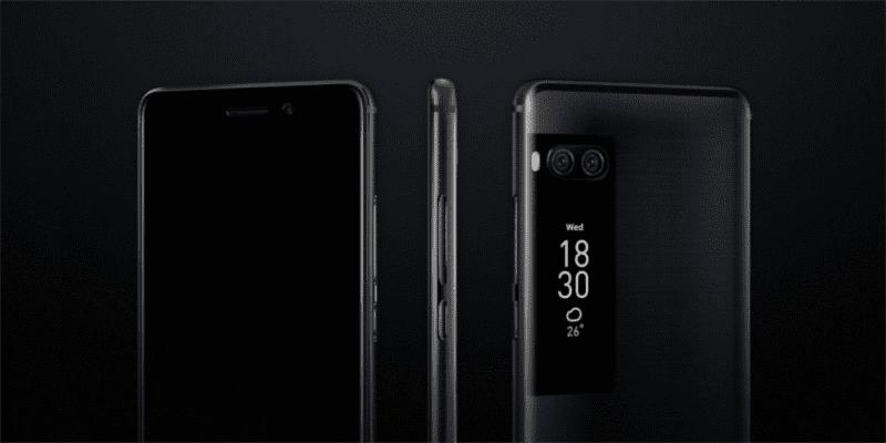 Meizu Pro 7, 4GB/64 GB, černý