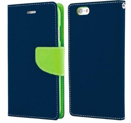Havana preklopna torbica Fancy Diary za Honor 9, modro zelena
