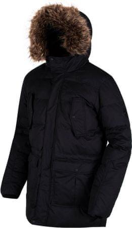 Regatta moška jakna Andram II, črna, S