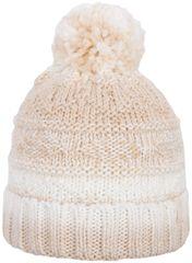 4F czapka damska H4Z17 CAD009 beżowy melanż