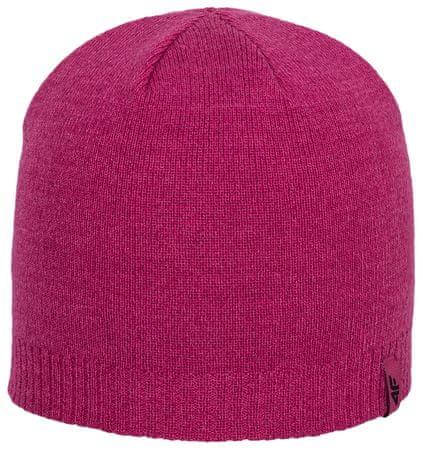 4F Damska czapka H4Z17 CAD001 S/M różowy