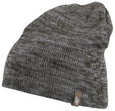 4F Damska czapka H4Z17 CAD003 Brązowy melanż