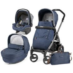 Peg Perego modularni sistem Book 51 Elite Urban Denim