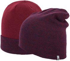 4F Męska czapka H4Z17 CAM010 Bordowy
