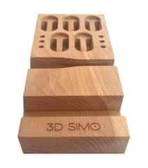 3Dsimo Dřevěný stojánek